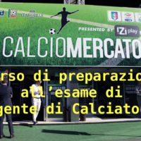 """CORSO """"AGENTE DI CALCIATORI"""""""